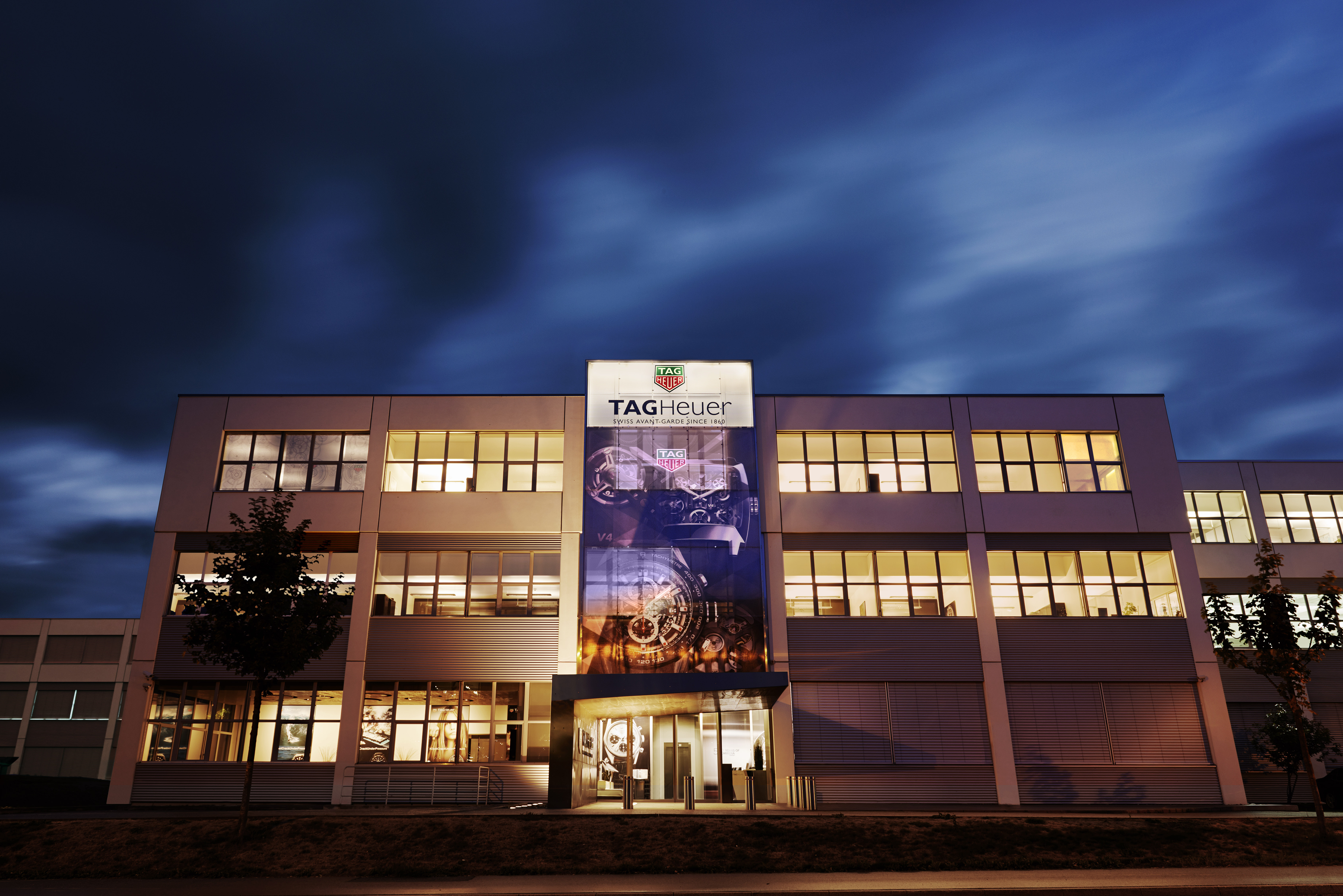 Tag Heuer Manufacturing Facility