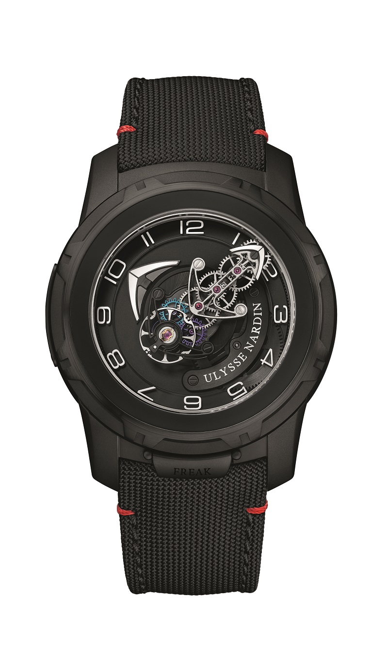 ulysse_nardin_ freak collection _black_out - Lugaro - Vancouver & Victoria