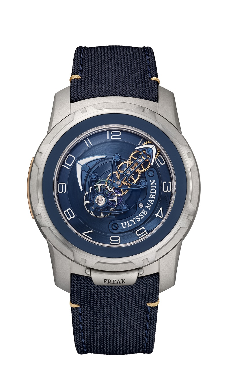 ulysse_nardin freak collection blue_gold_3 - Lugaro - Vancouver & Victoria